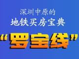 """深圳中原的地铁买房宝典之一号线""""罗宝线"""""""